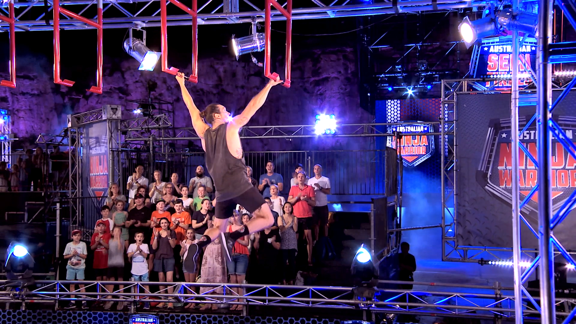 Unseen Ninja Run: Andy Dunt (Semi Final)