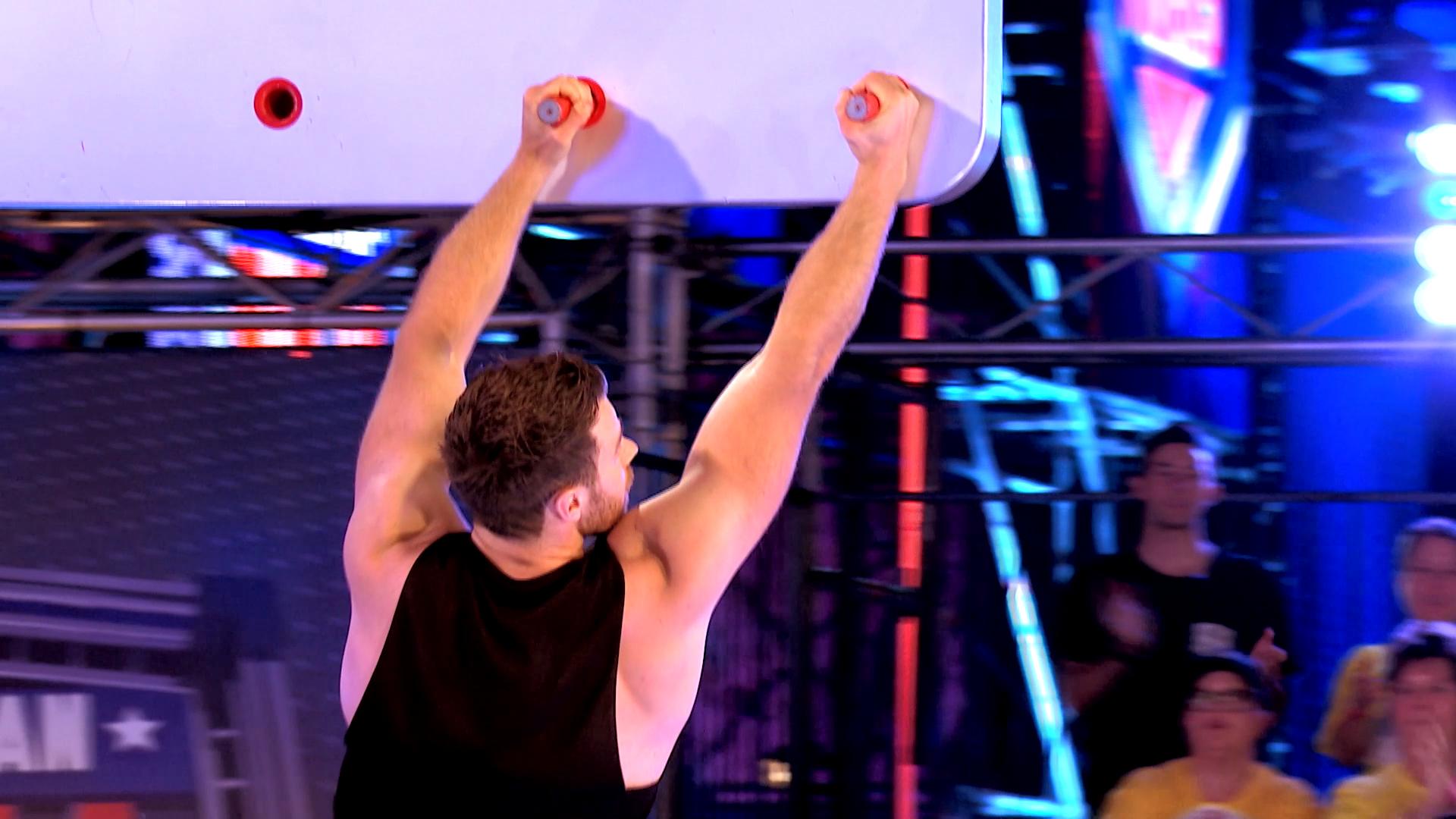 Unseen Ninja Run: Nathaniel Irving (Semi Final)