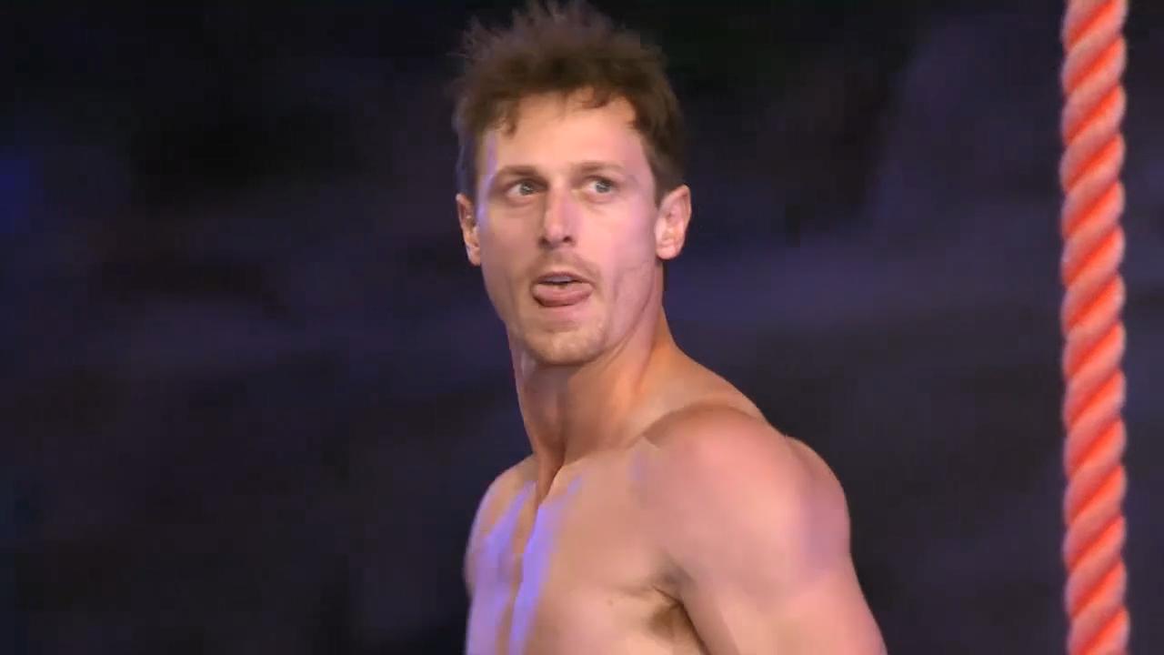 Ninja run: Steve Choate (Semi Final)