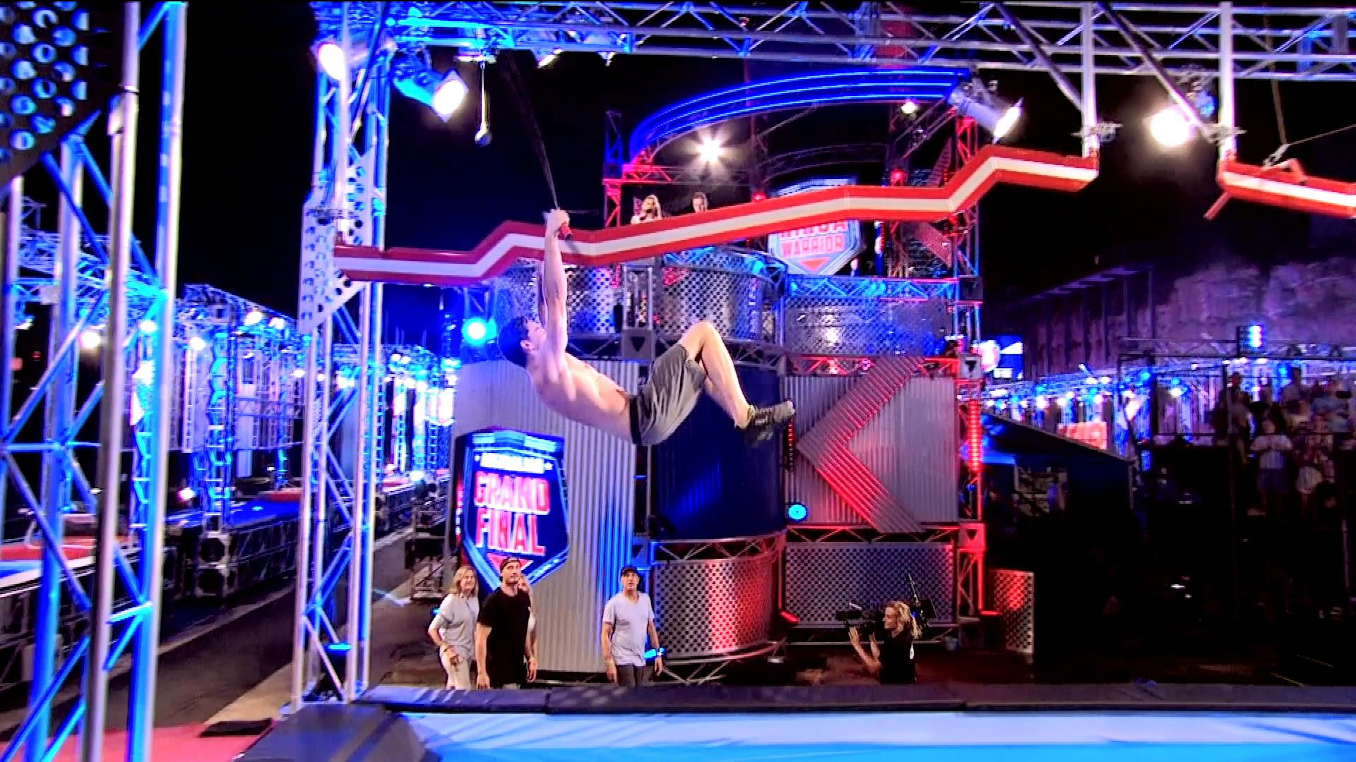 Unseen Ninja Run: Jordan Papandrea (Grand Final - Stage 2)