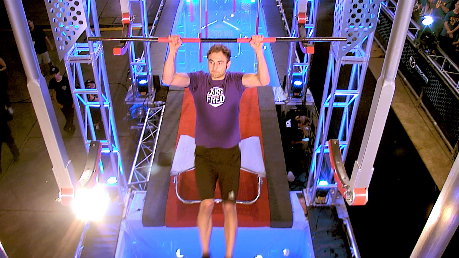Unseen Ninja Run: Fred Dorrington (Grand Final - Stage 2)