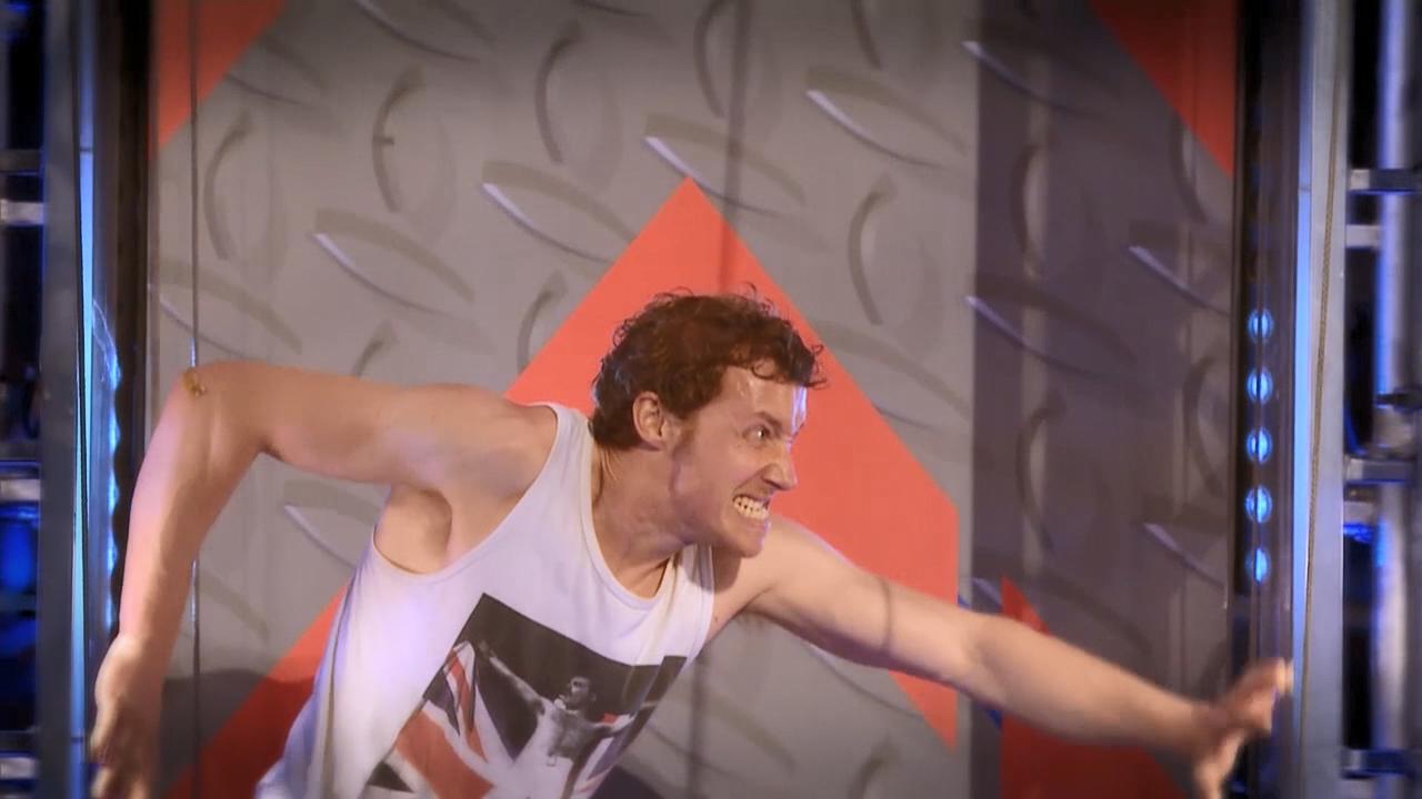 Ninja run: Ben Cossey (Grand Final - Stage 1)
