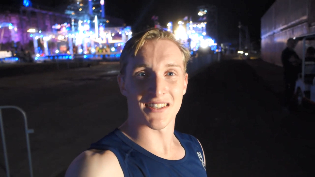 Exclusive Interviews: Rob Patterson (Grand Final - Stage 1)