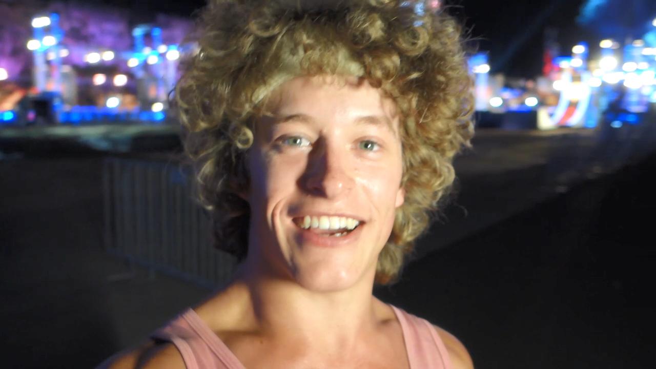 Exclusive Interviews: Ashlin Herbert (Grand Final - Stage 1)