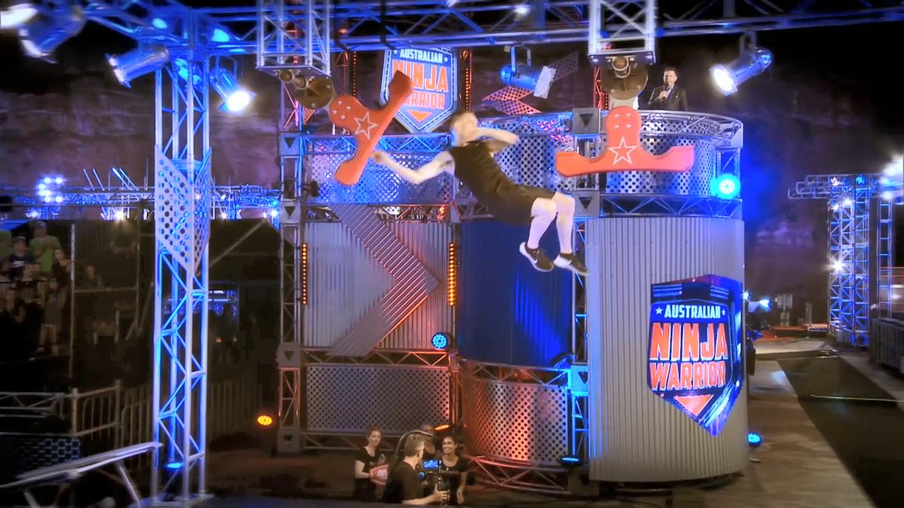 Ninja run: Stuart Furze (Grand Final - Stage 2)