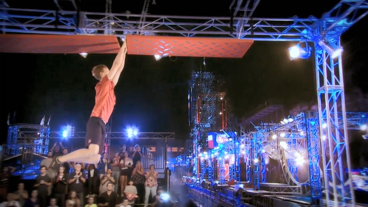 Ninja run: Bryson Klein (Grand Final - Stage 2)