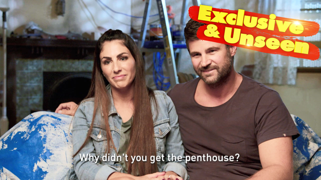 Sara and Hayden reveal why they didn't pick the penthouse
