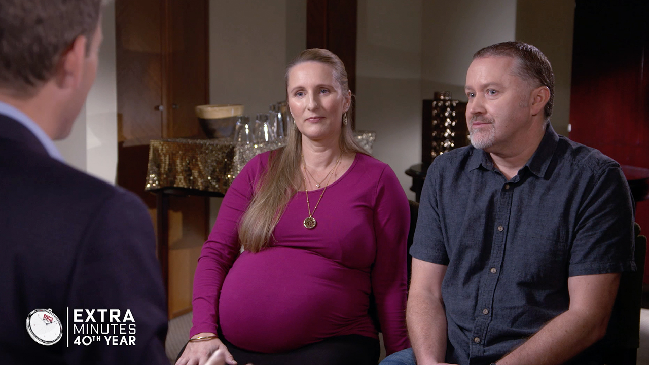 Olivia and Andrew explain their decision to risk their families genetic curse again