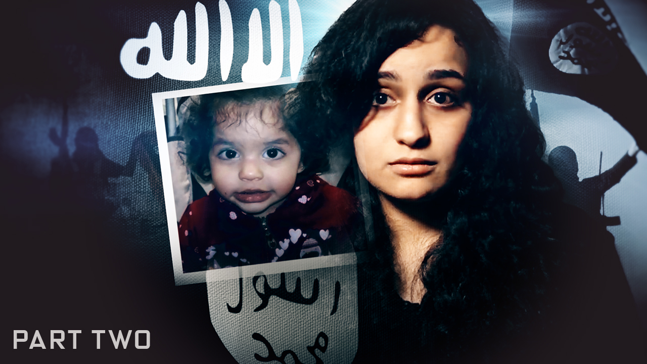 ISIS bride, Aussie baby: Part two