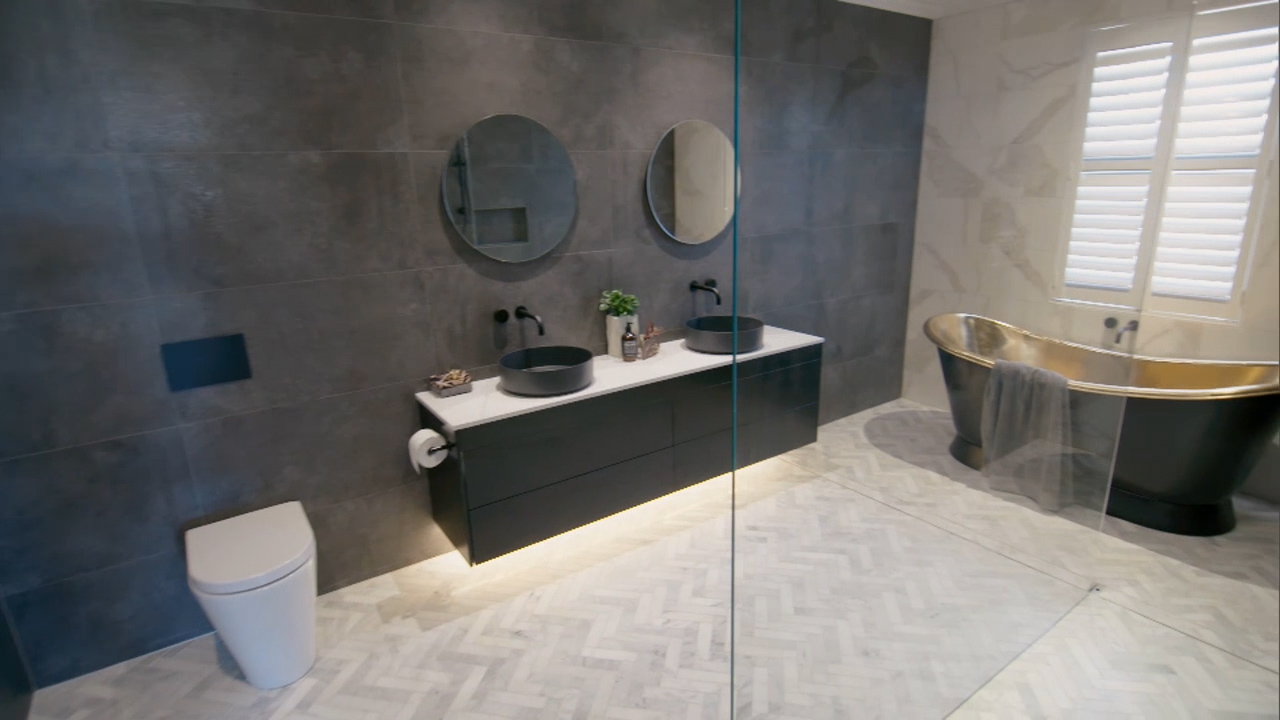 Find out what the judges thought of their Master Ensuite