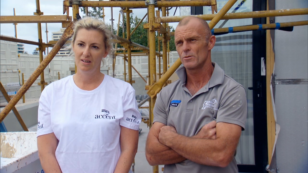 Jess and Norm feel 'betrayed'