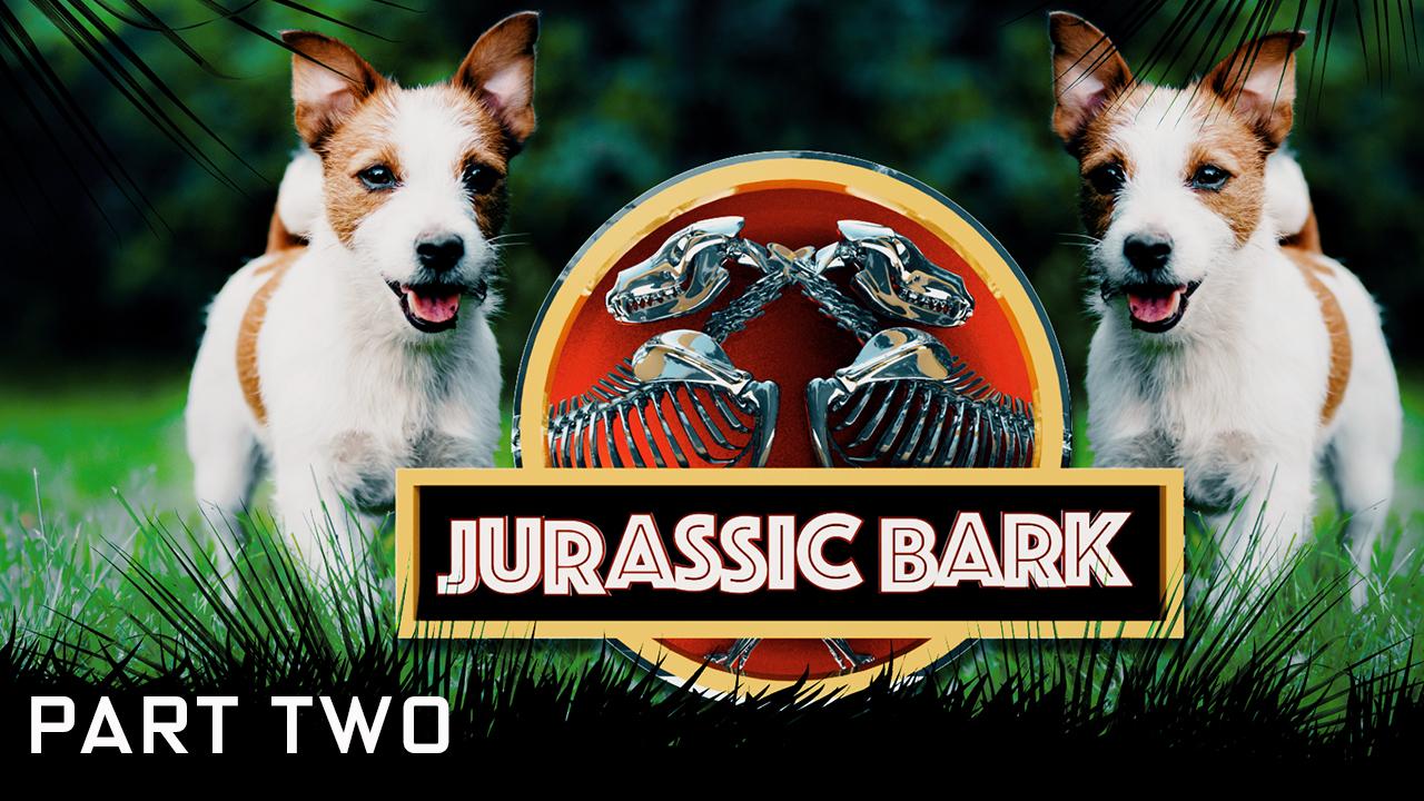 Jurassic bark: Part two