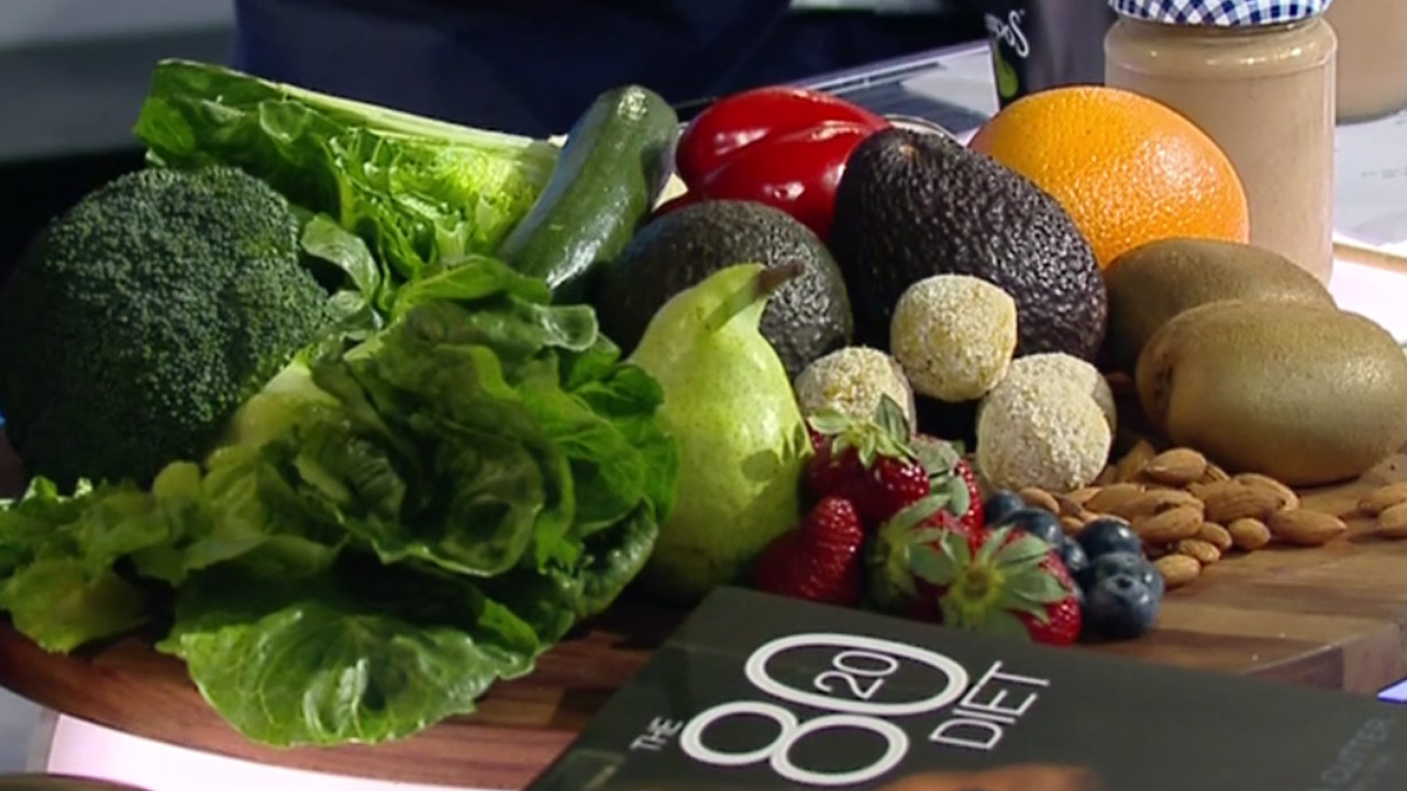Why the 80/20 diet means you can eat healthy and still indulge