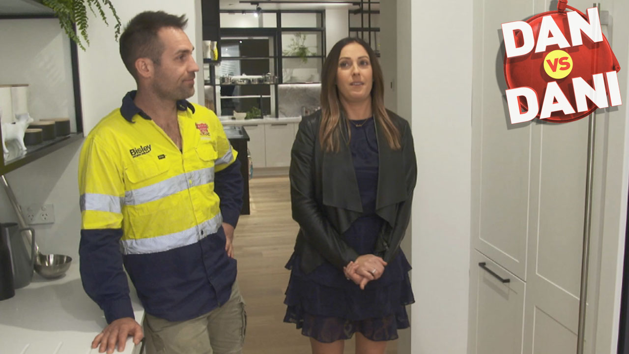 Exclusive: Dan and Dani are absolutely stunned by one team's final room