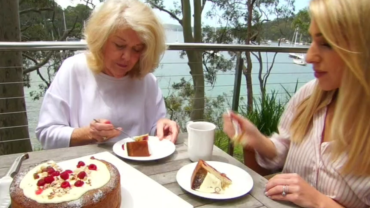 Baking queen Pamela Clark reveals her favourite cake recipe