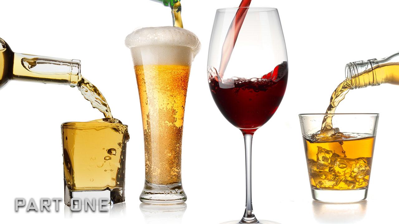 Last drinks: Part one
