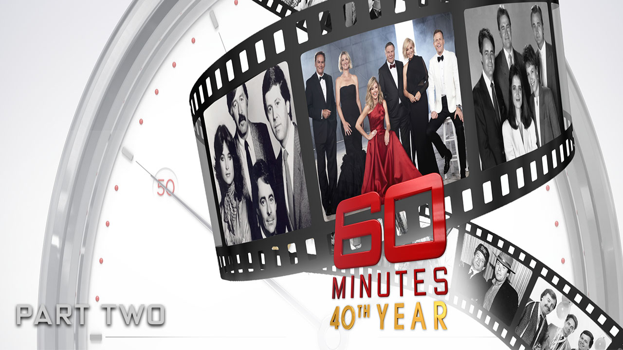 60 Minutes 40th year special: Part two