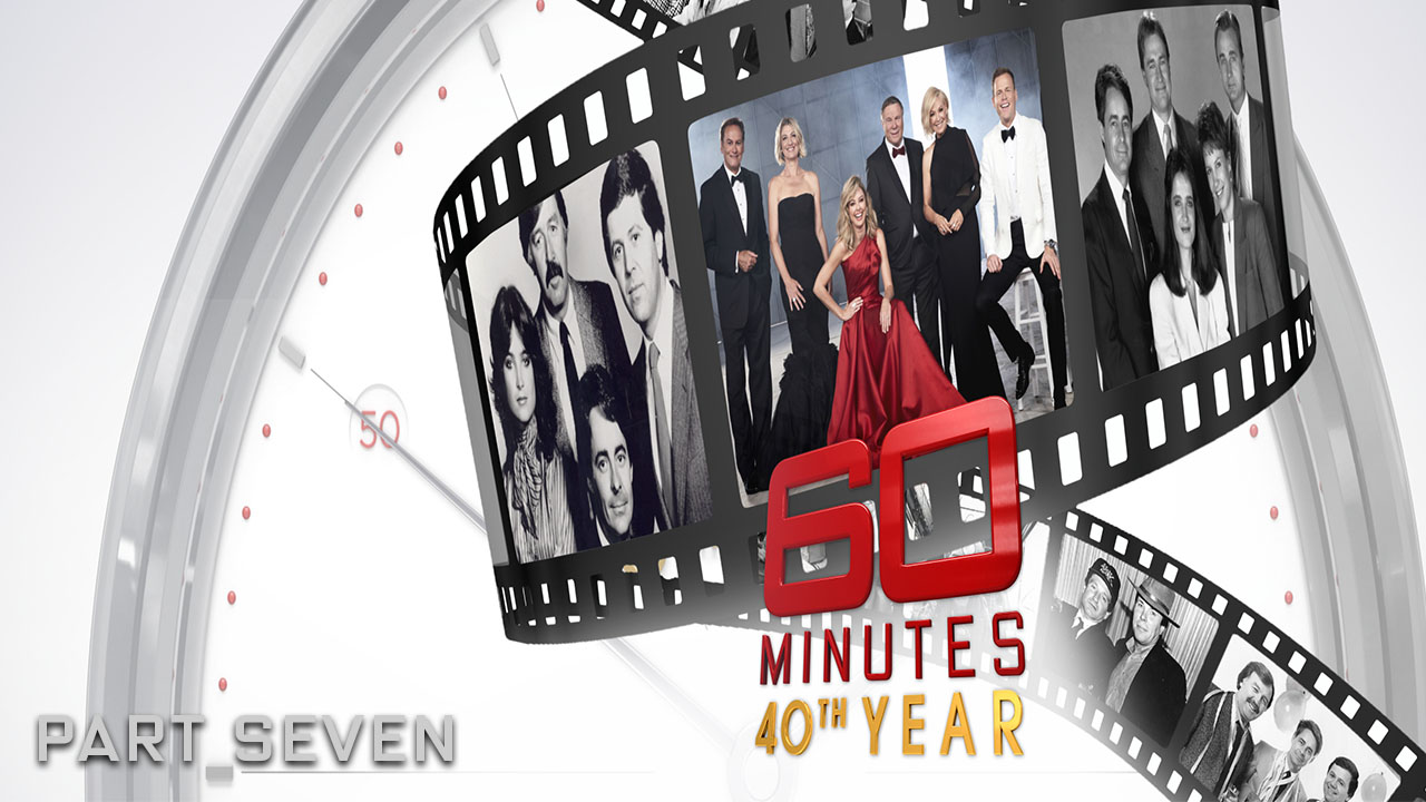 60 Minutes 40th year special: Part seven