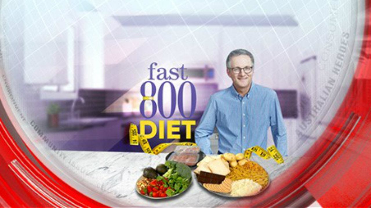 What is the Fast 800 diet? - 9Coach