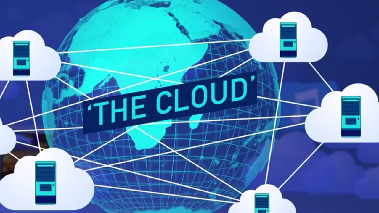 The cloud: more than what's in the sky