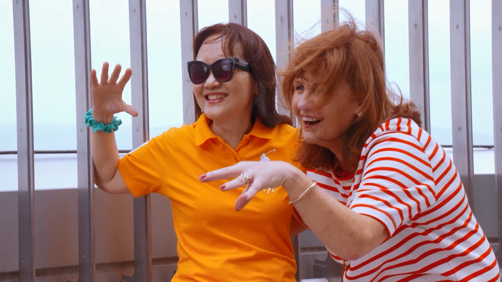 The Snobs channel their inner Austin Powers