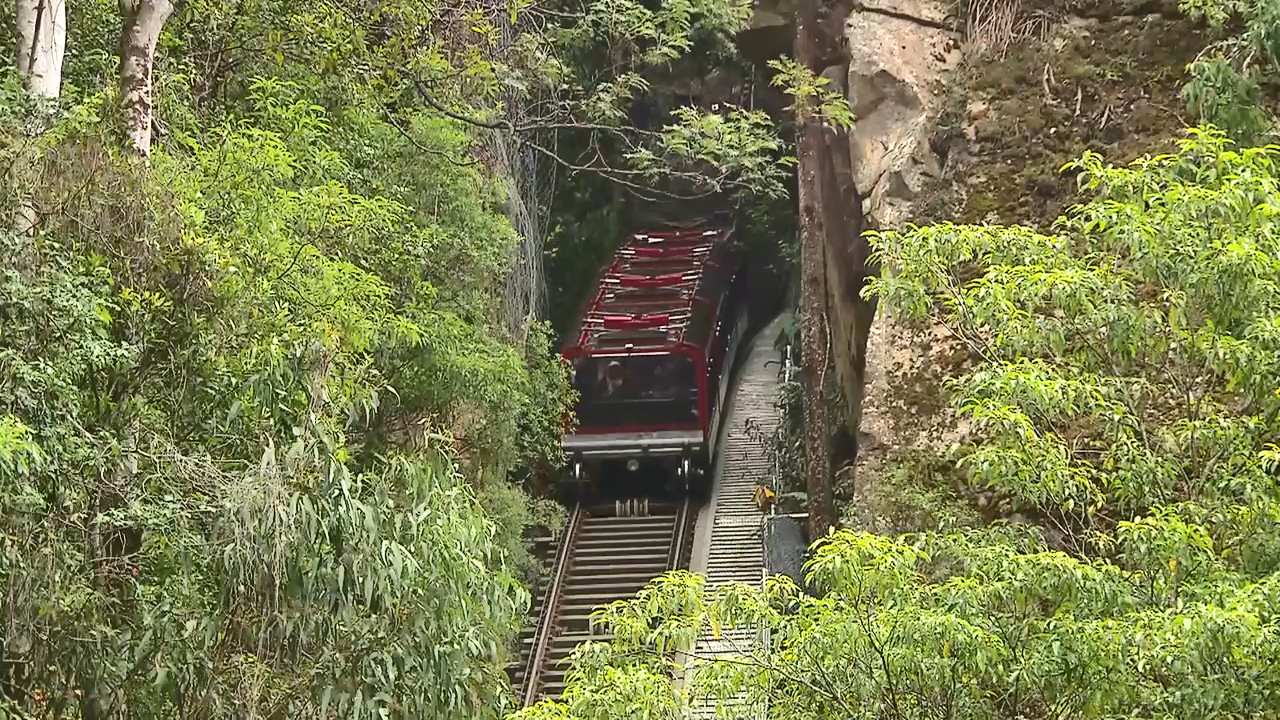 Experience the steepest passenger rail in the world