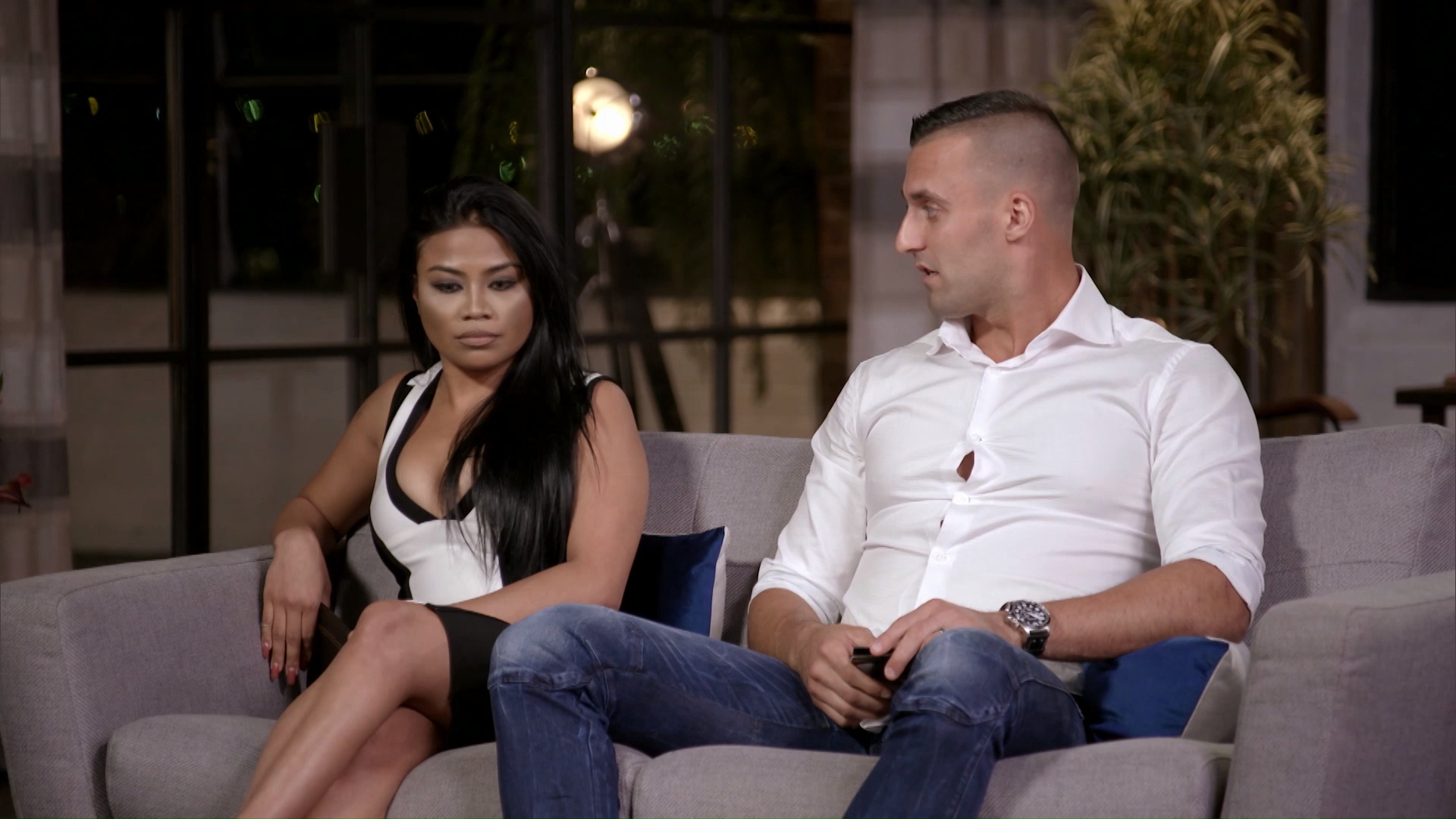 Will Nic give Cyrell a second chance?