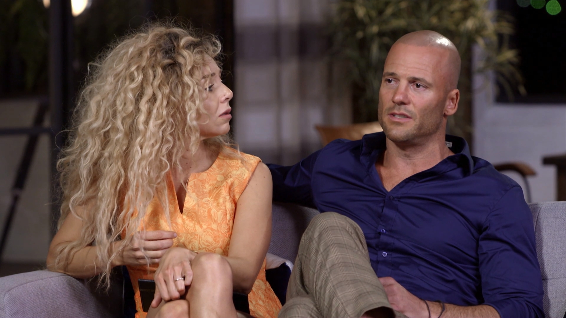 John thinks Heidi is sabotaging her relationship