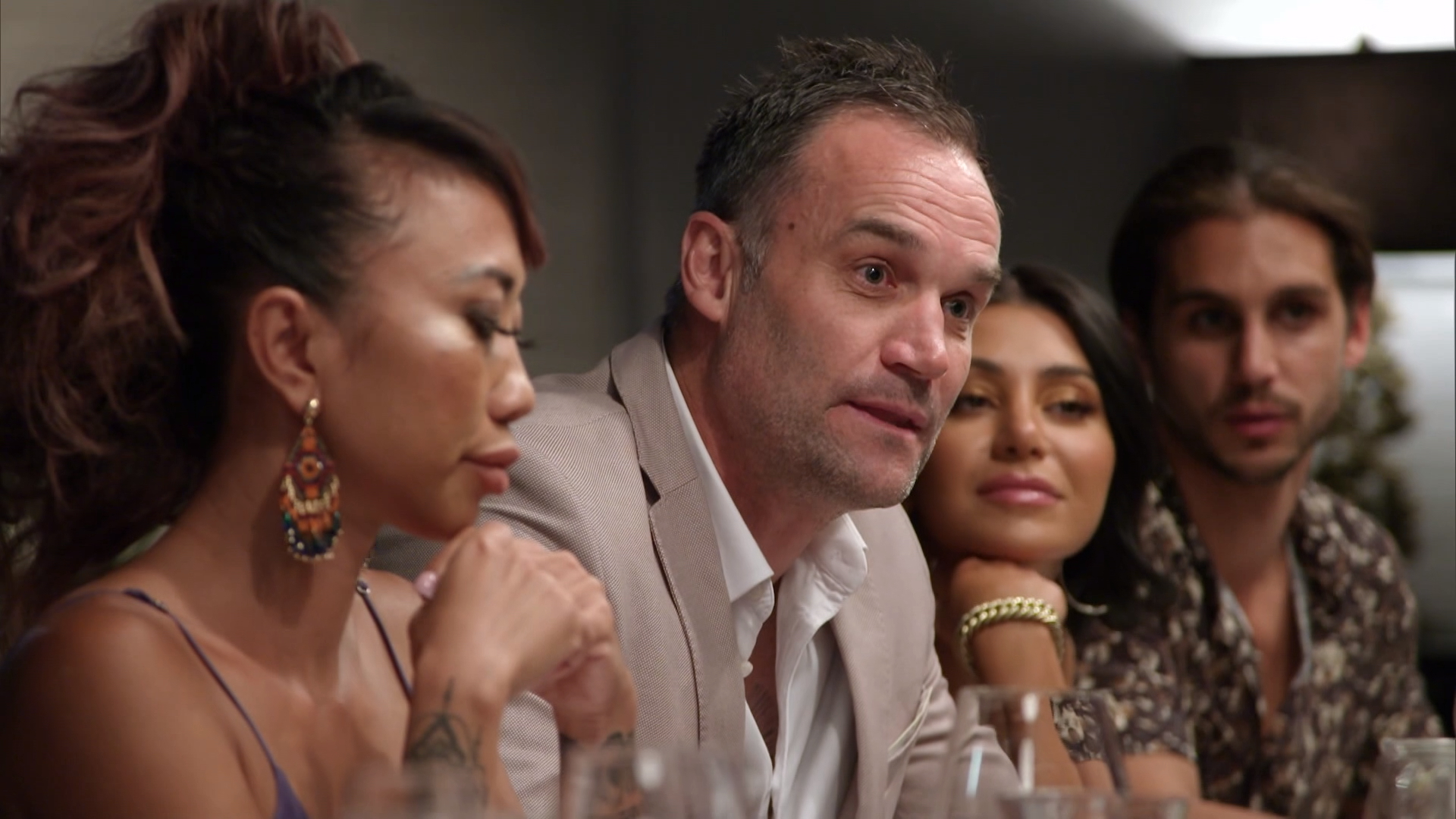 Episode 32 Recap: Mike's brutal take down rocks the Dinner Party