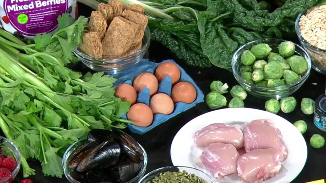 Fantastic foods for fending off the flu