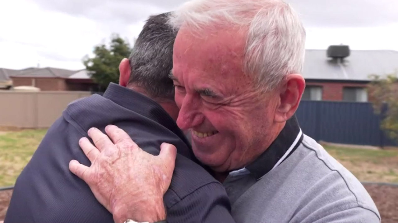Reunited after 51 years