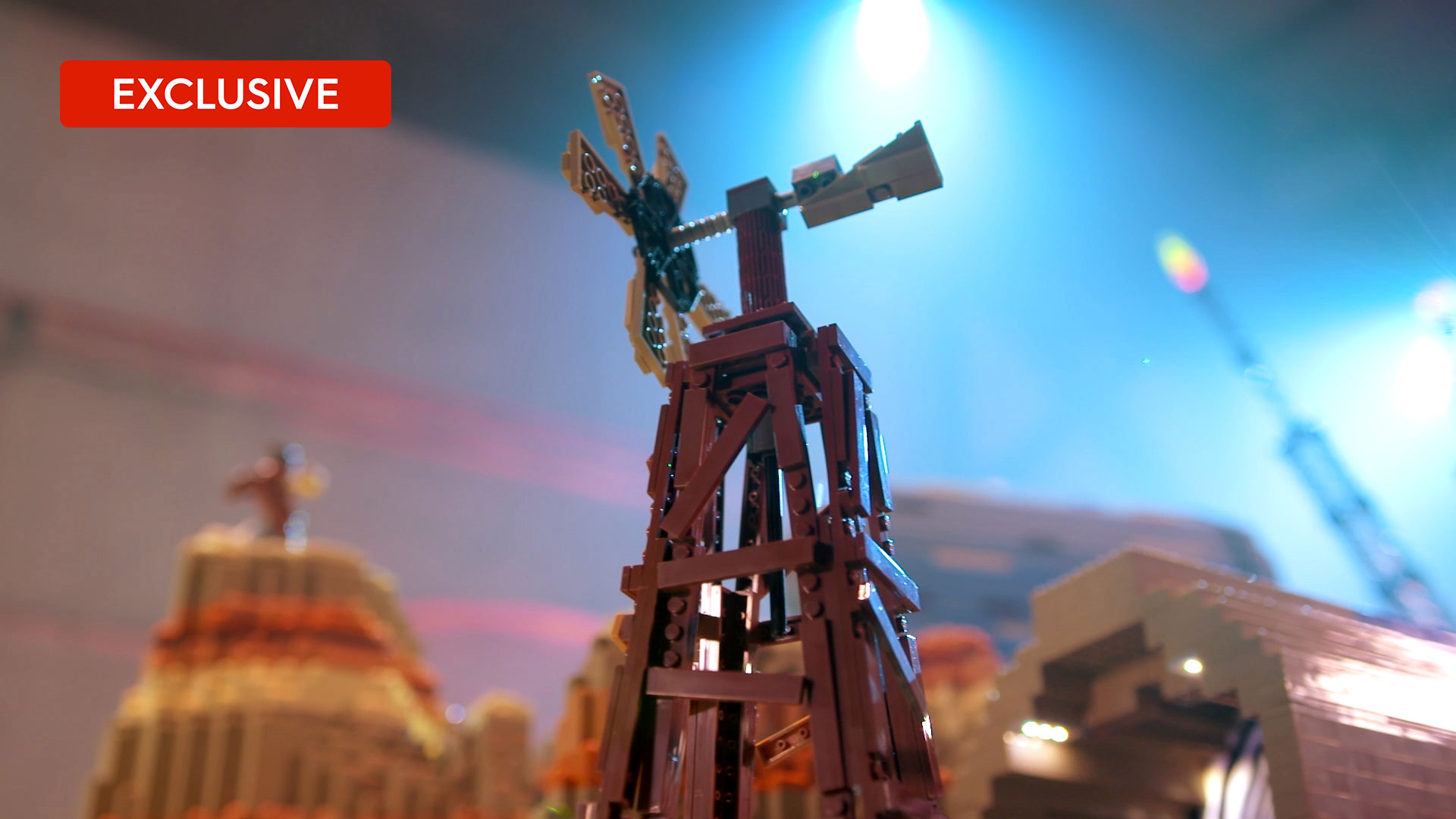 LEGO Masters 2019: Every moment of the LEGO Time Train builds in