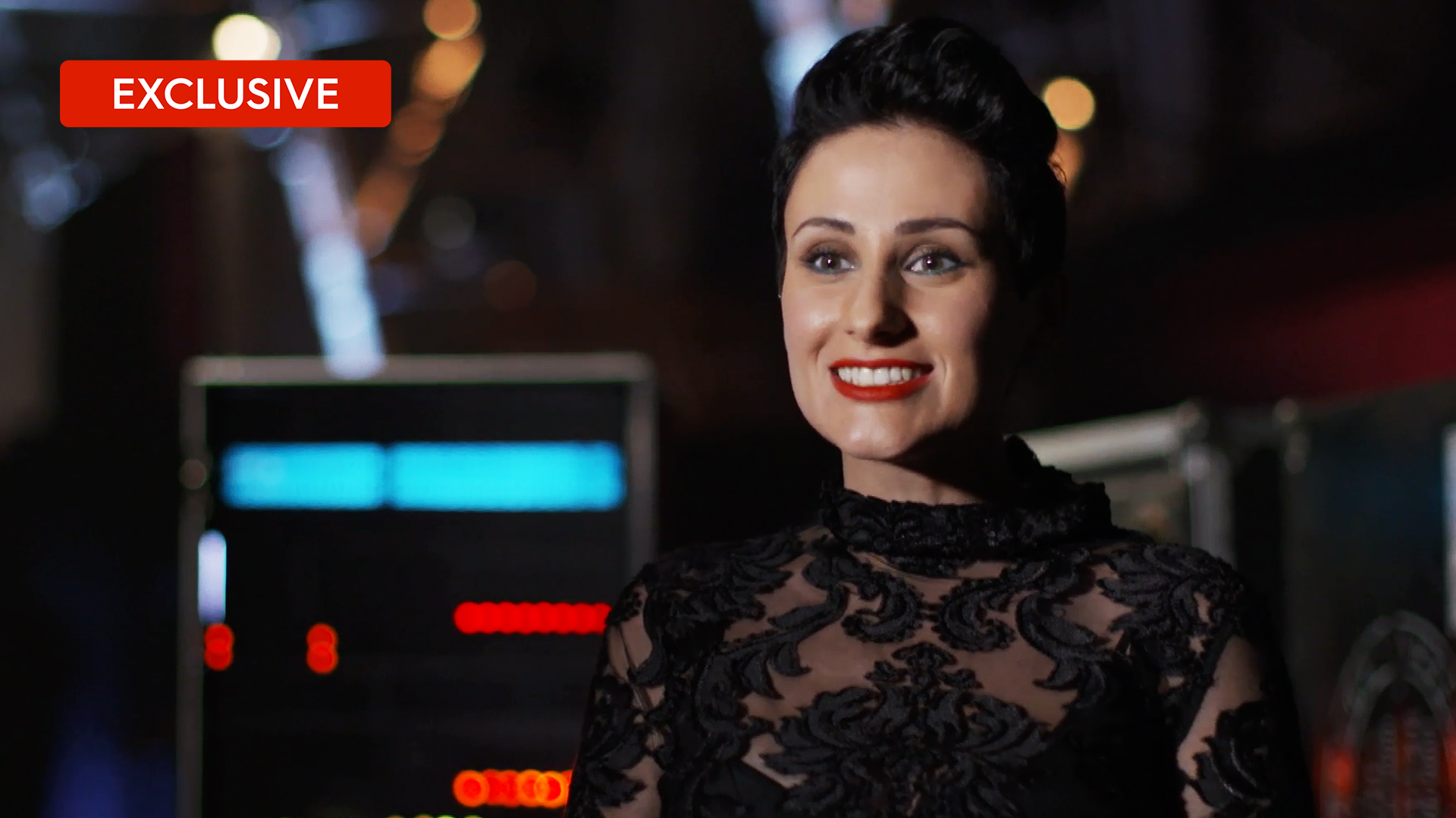 Blinds Backstage Exclusive: Diana Rouvas