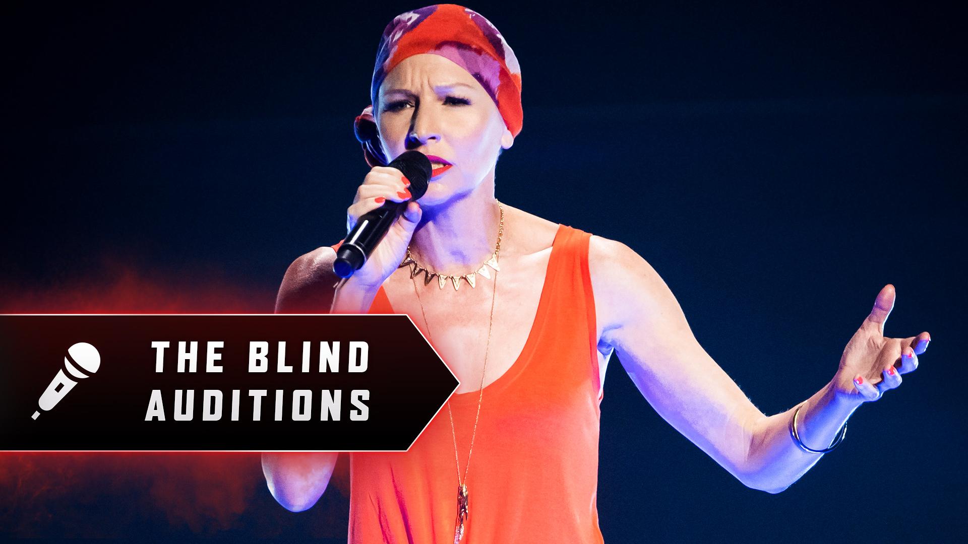 Blind Audition: Natasha Stuart 'I Was Here'