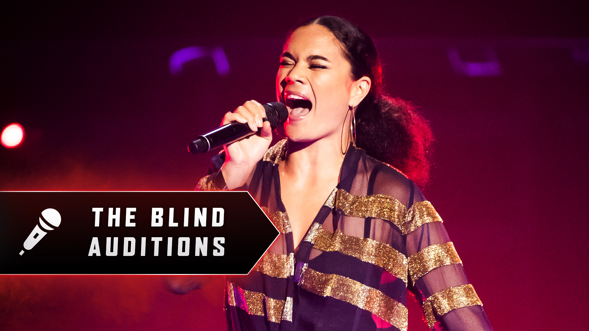 Blind Audition: Akina Maria 'Dangerous Woman'
