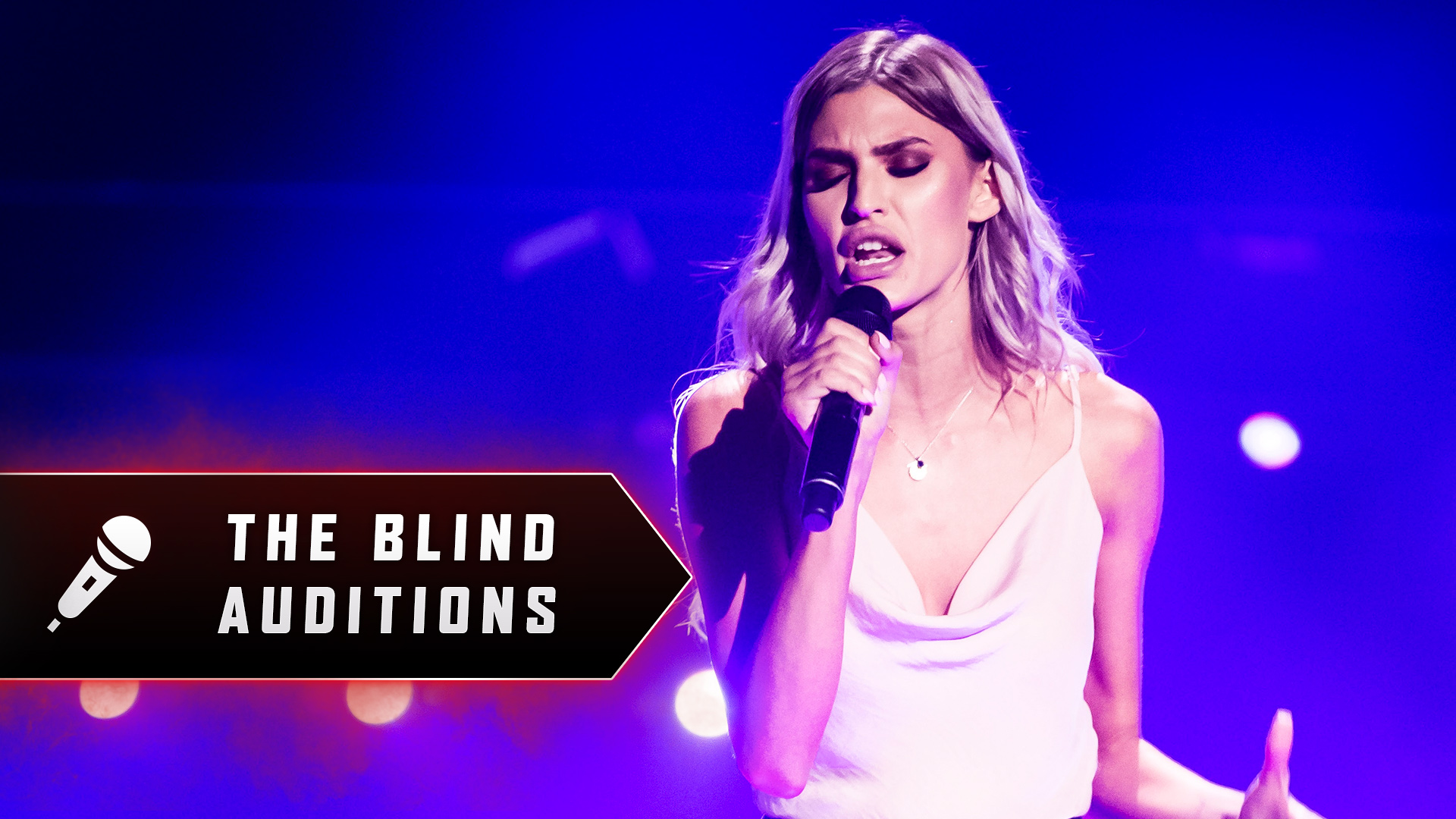 Blind Audition: Tayla Surace 'Rolling In The Deep'
