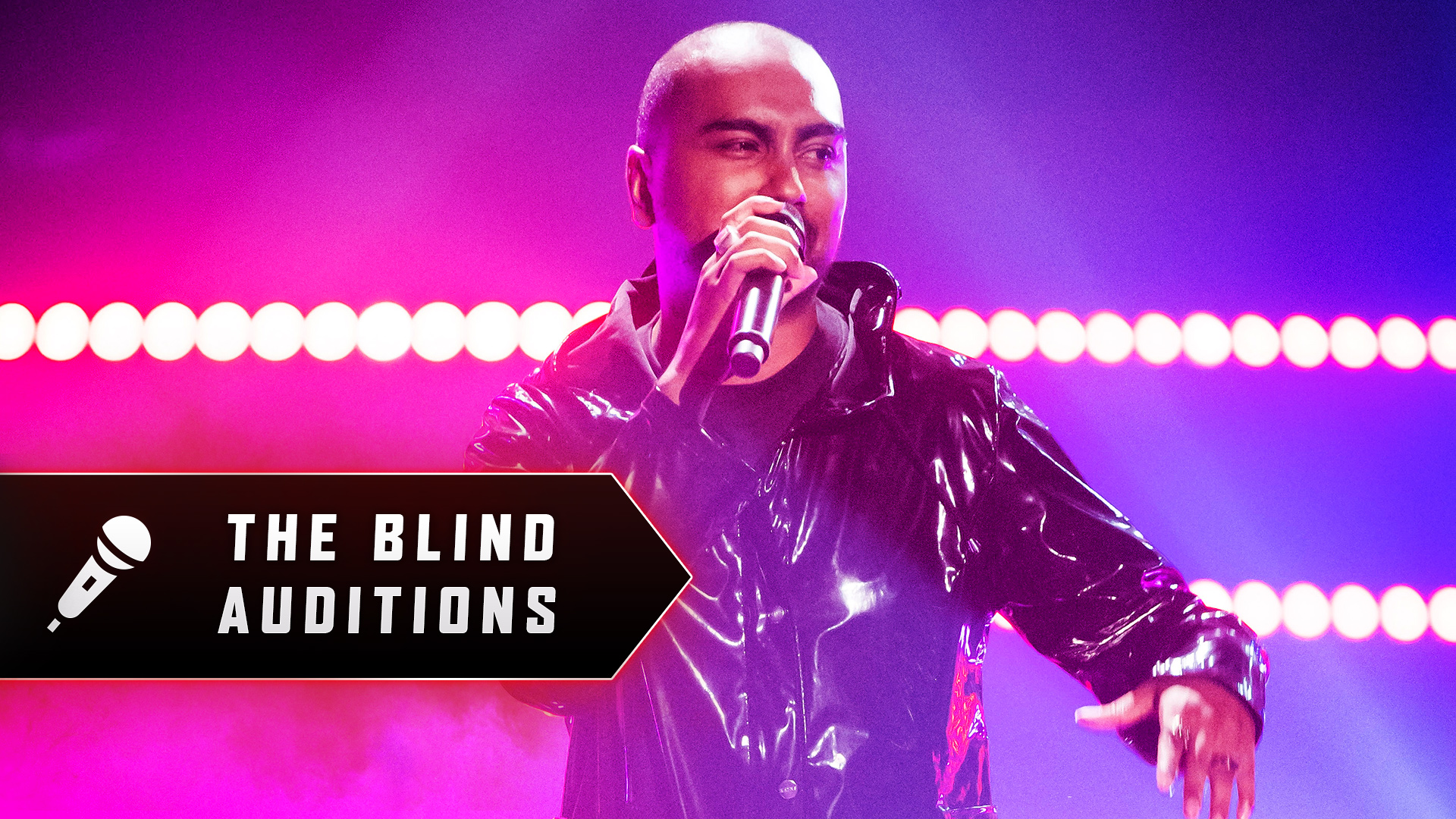 Blind Audition: Mack Moses 'Señorita'