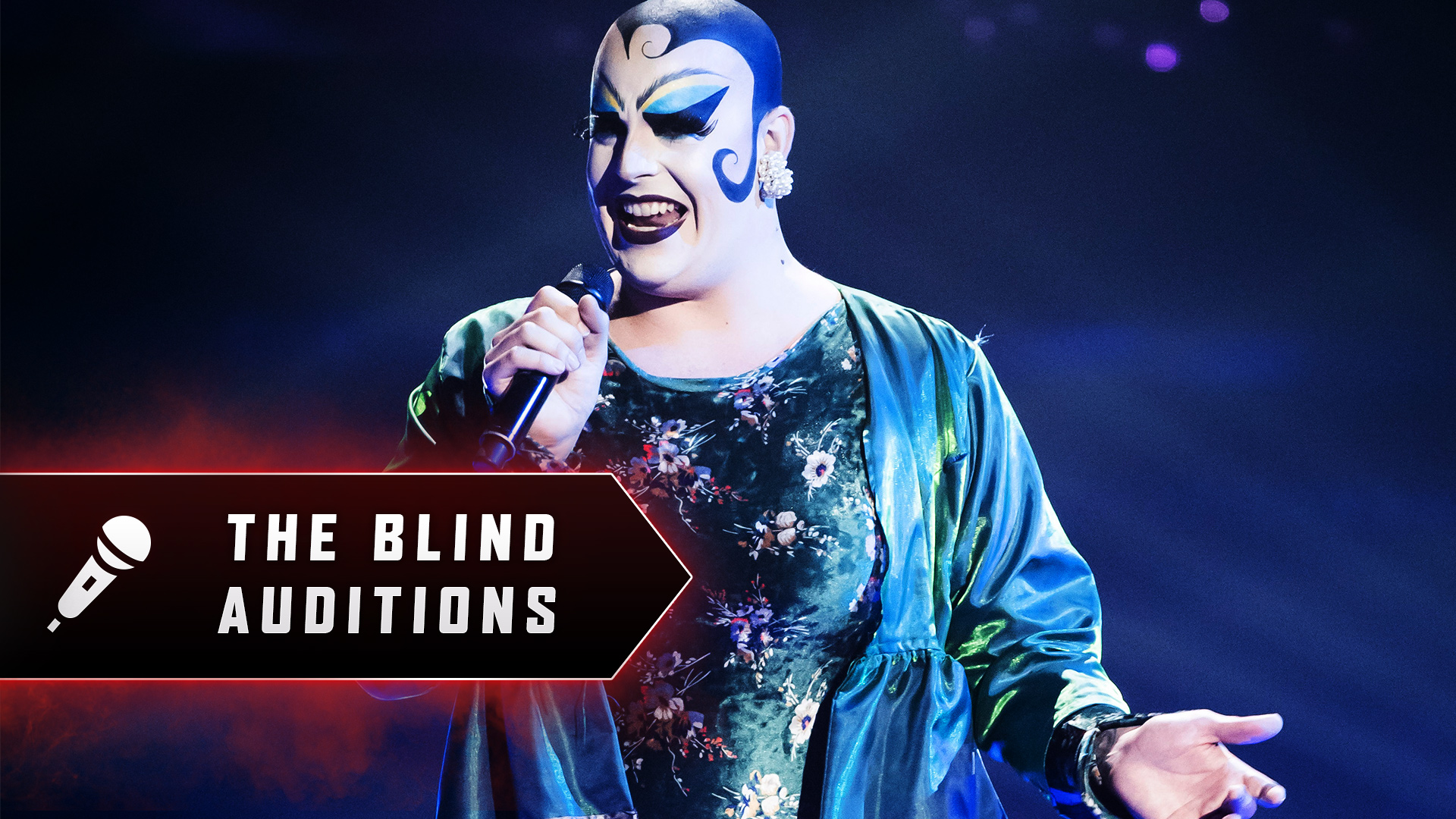 Blind Audition: Sellma Soul 'Marry The Night'