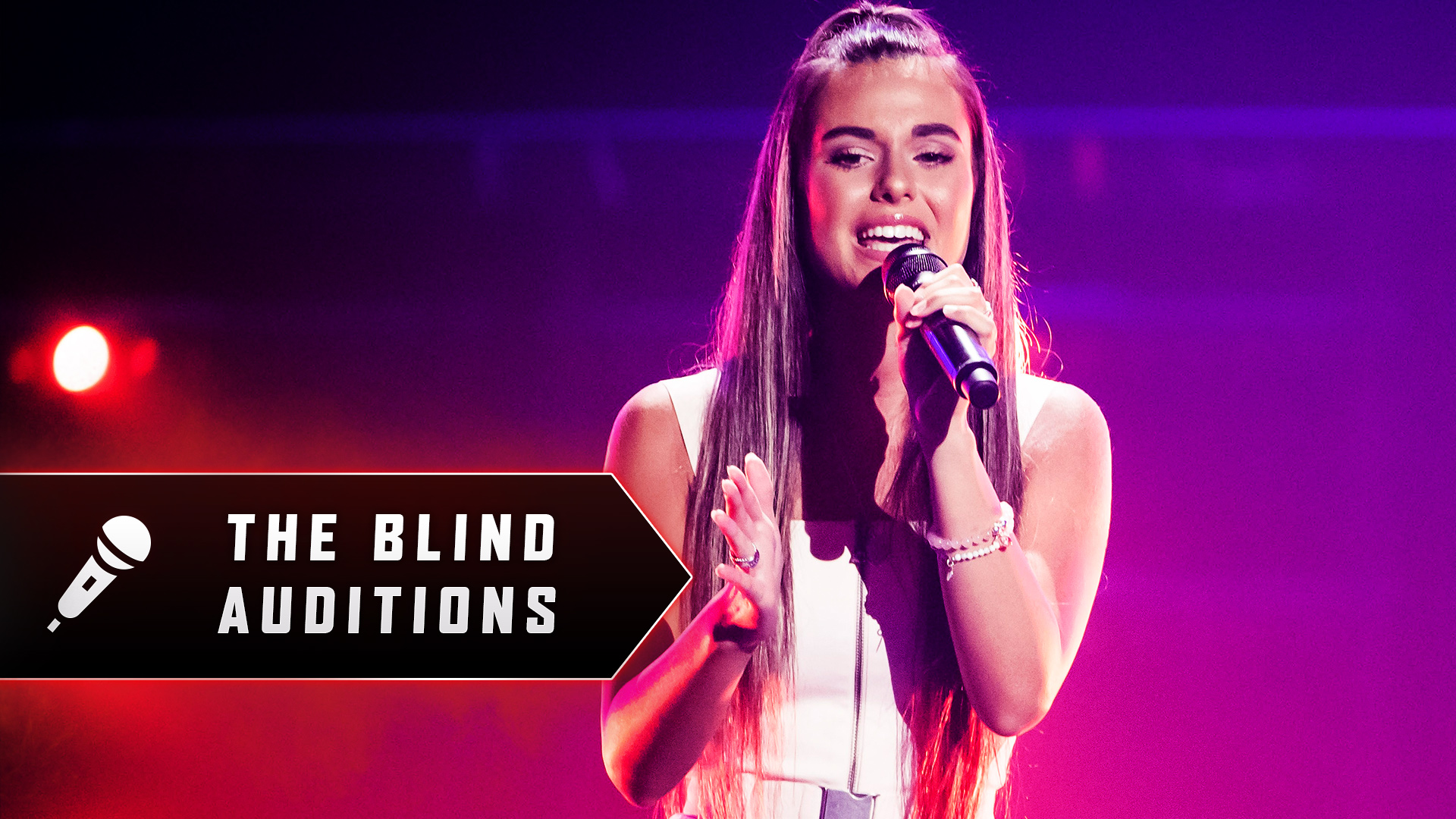 Blind Audition: Madi Krstevski 'IDGAF'