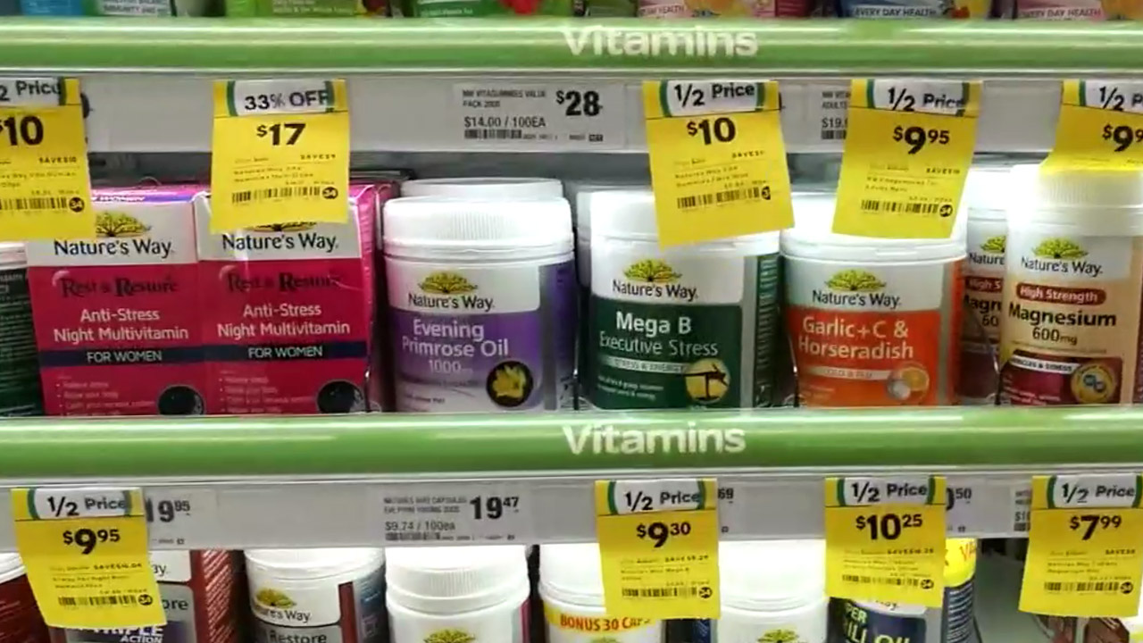 Doctor reveals which supplements ACTUALLY work