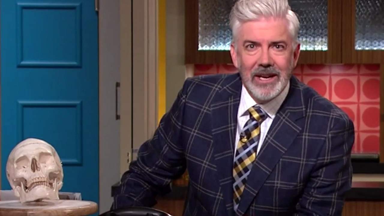 Shaun Micallef: 'delightfully ambiguous' about his vote