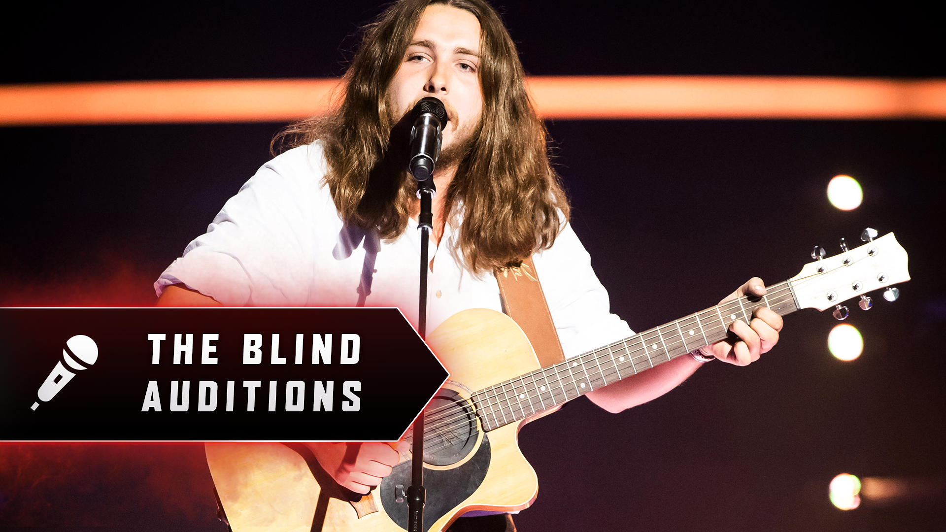 Blind Audition: Josh Maynard 'Khe Sanh'