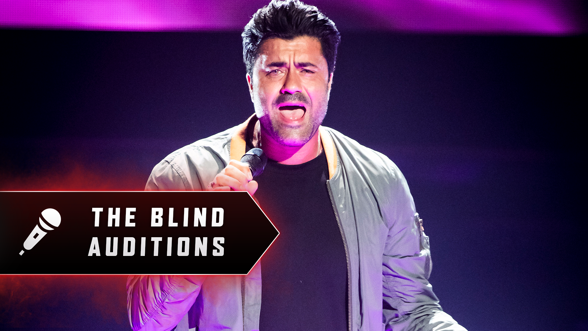 Blind Audition: Joey Dee 'Redemption Song'