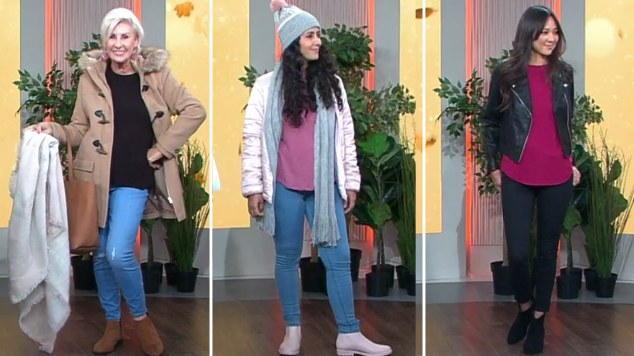 Budget winter fashion to keep you feeling warm and looking hot