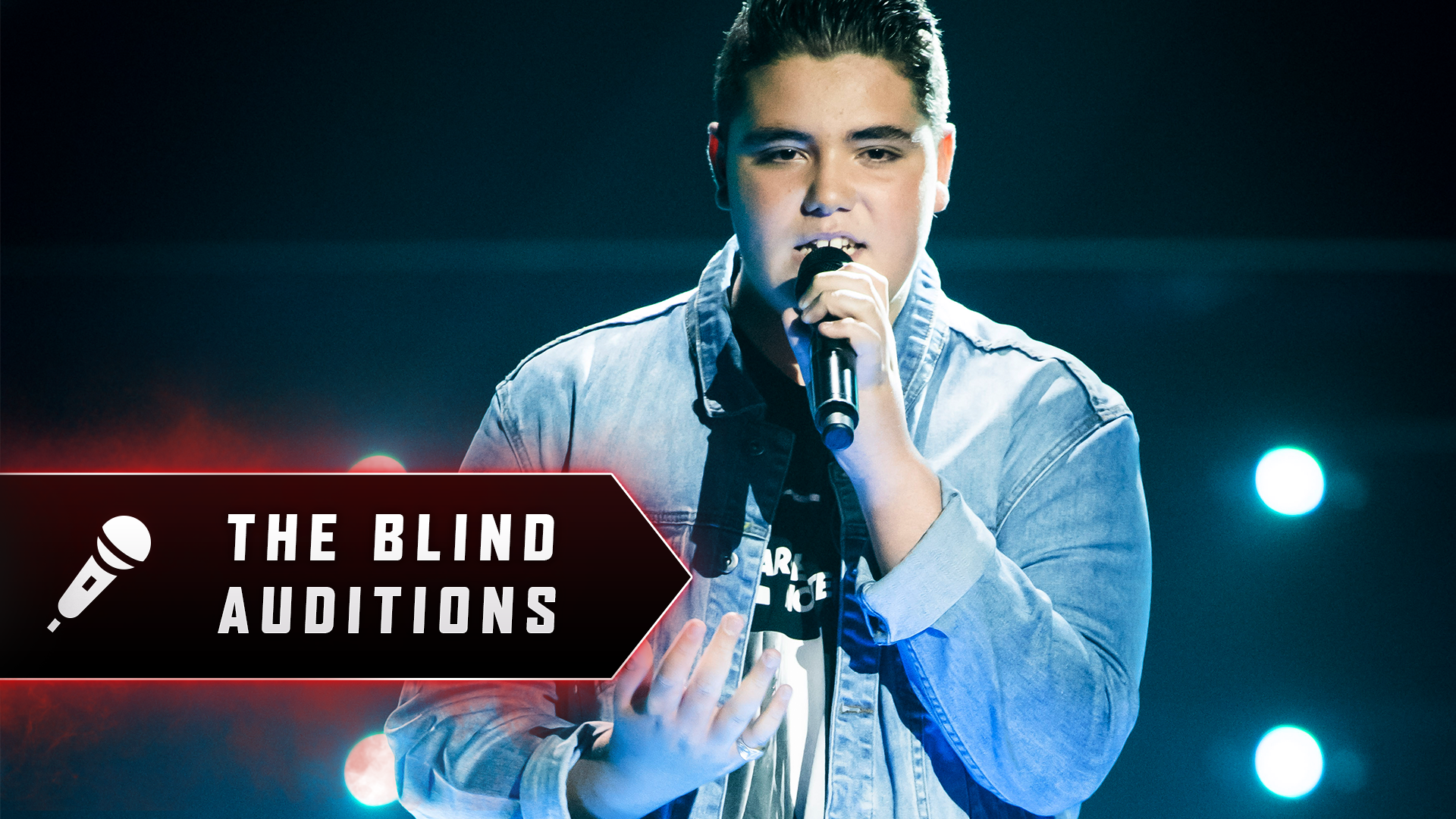 Blind Audition: Jordan Anthony Rabbone 'What About Us'
