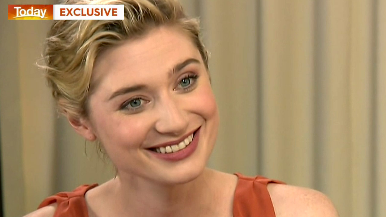 The latest Aussie actress who has Hollywood buzzing