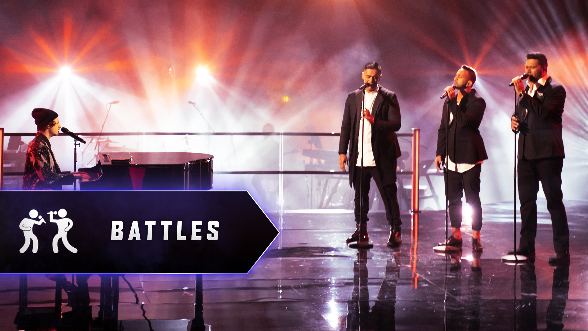 The Battles: The Koi Boys v Daniel 'Let It Be'