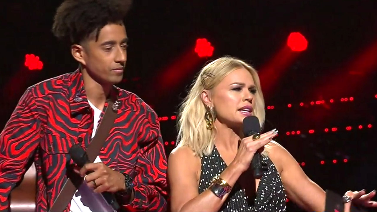 Zeek makes the mistake of snubbing Sonia's rap on The Voice