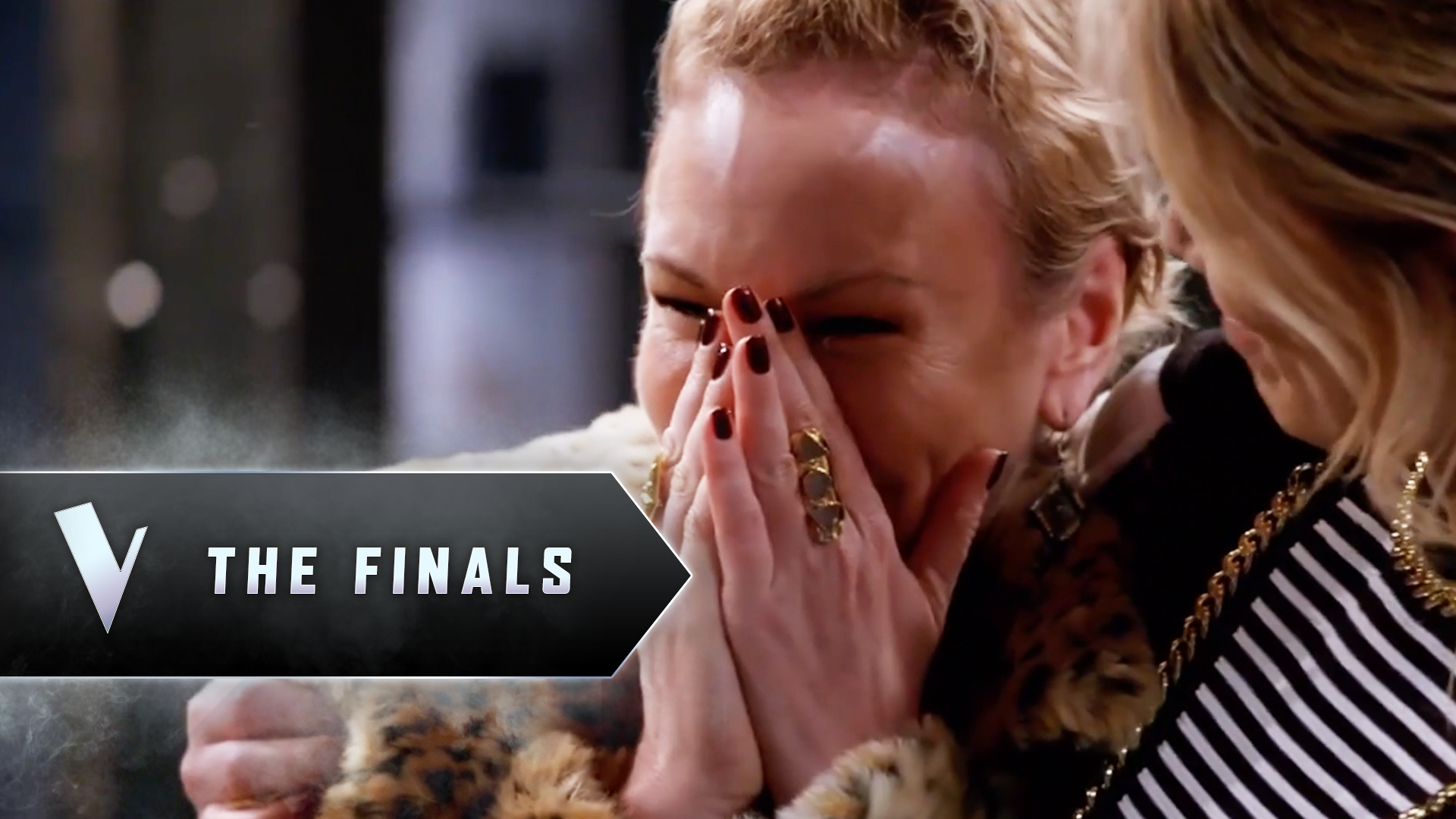 Delta surprises Natasha with an emotional reunion