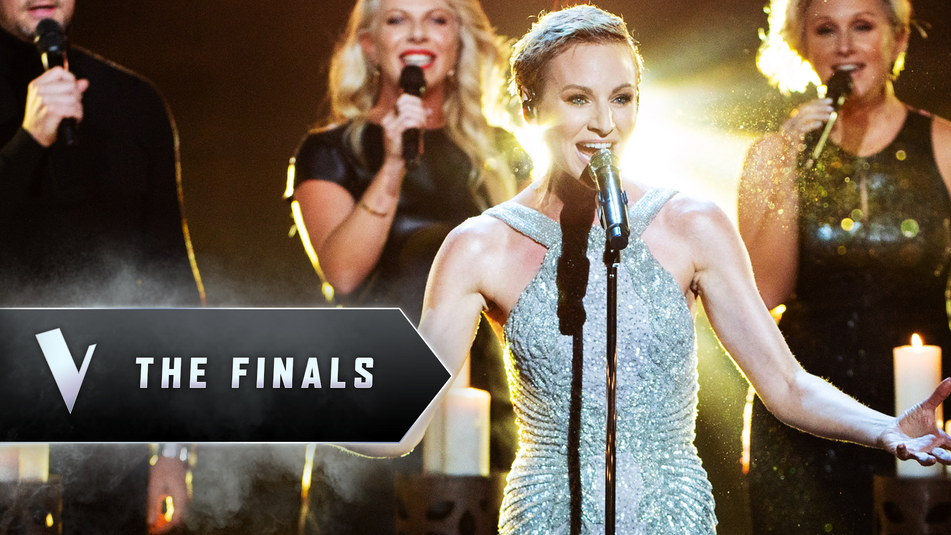The Finals: Natasha Stuart 'Everybody's Free (To Feel Good)